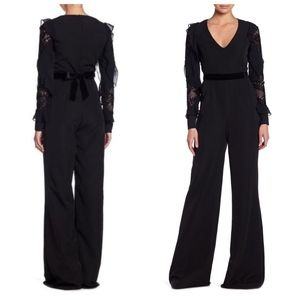 SALE Jay Godfrey Sz 8 & 6 ruffle lace jumpsuit